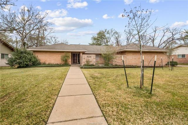 906 Pershing Drive, College Station, TX 77840 (MLS #18010015) :: Treehouse Real Estate
