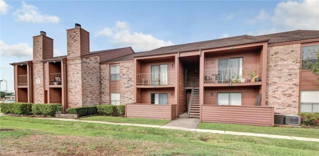 904 University Oaks #76, College Station, TX 77840 (MLS #18010017) :: Platinum Real Estate Group