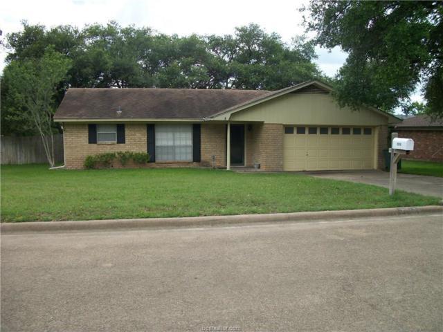 2310 Avon Street, Bryan, TX 77802 (MLS #18010023) :: The Lester Group