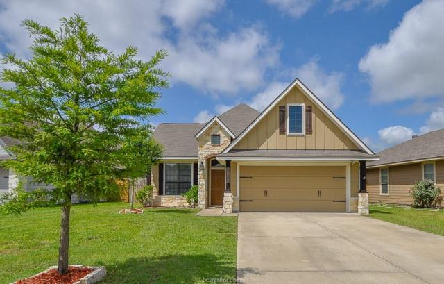 1012 Venice Drive, Bryan, TX 77808 (MLS #18010028) :: The Lester Group