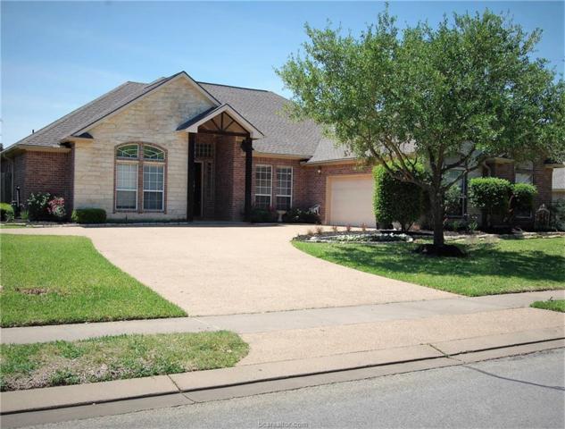 3206 Caterina Lane, College Station, TX 77845 (MLS #18010054) :: Platinum Real Estate Group