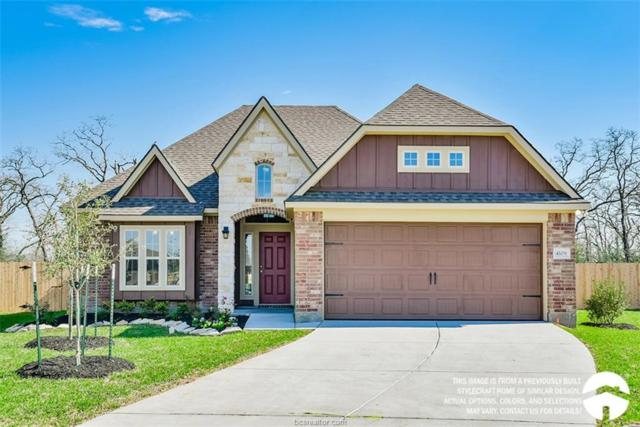 4041 Dunlap Loop, College Station, TX 77845 (MLS #18010060) :: The Lester Group