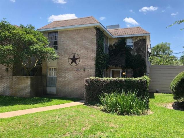 3814 Plainsman #3814, Bryan, TX 77802 (MLS #18010082) :: Treehouse Real Estate