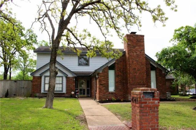 4747 Renwick Drive, Bryan, TX 77802 (MLS #18010103) :: Cherry Ruffino Realtors
