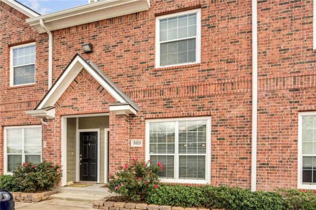 1198 Jones Butler Road #2204, College Station, TX 77840 (MLS #18010105) :: Chapman Properties Group