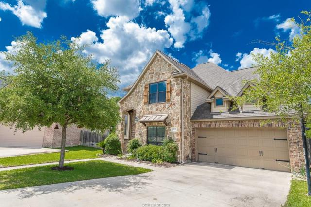 2412 Stone Castle, College Station, TX 77845 (MLS #18010111) :: Treehouse Real Estate