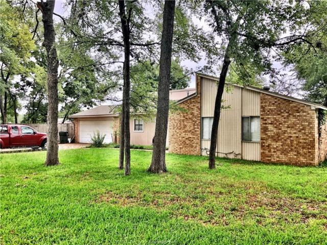 3202 Forestwood Drive, Bryan, TX 77801 (MLS #18011241) :: The Lester Group