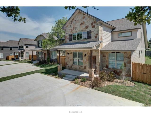 211 Helena Street, Bryan, TX 77801 (MLS #18011243) :: NextHome Realty Solutions BCS
