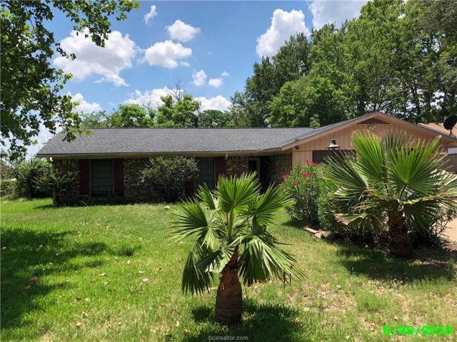8 Hughes Drive, Hearne, TX 77859 (MLS #18011384) :: RE/MAX 20/20