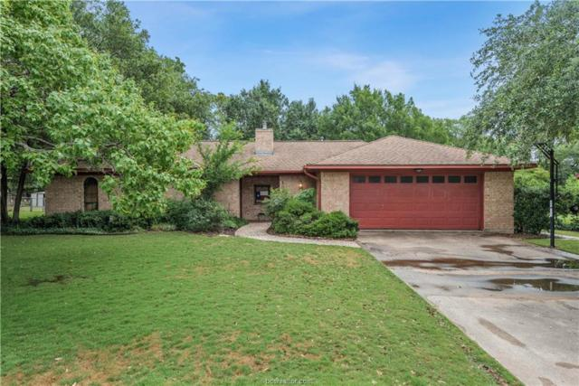 1805 Southwood Drive, College Station, TX 77840 (MLS #18011440) :: The Lester Group