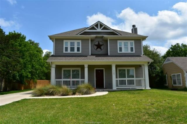 1101 Foster, College Station, TX 77840 (MLS #18011473) :: RE/MAX 20/20