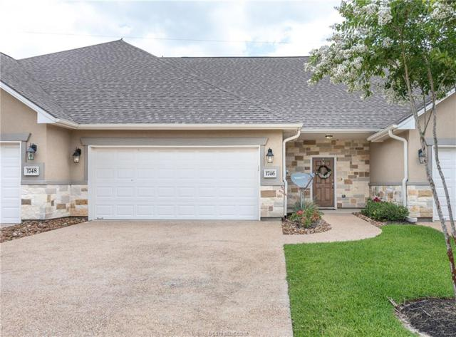 1746 Lonetree Drive, College Station, TX 77845 (MLS #18011511) :: Treehouse Real Estate