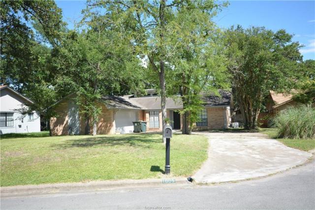 1005 Crestwood Drive, Bryan, TX 77801 (MLS #18011648) :: Platinum Real Estate Group