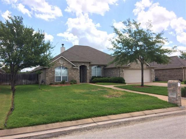 4907 Park Hampton Drive, Bryan, TX 77802 (MLS #18011649) :: The Shellenberger Team