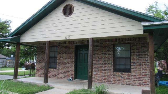 1712 Wilson Street, Bryan, TX 77803 (MLS #18011655) :: RE/MAX 20/20
