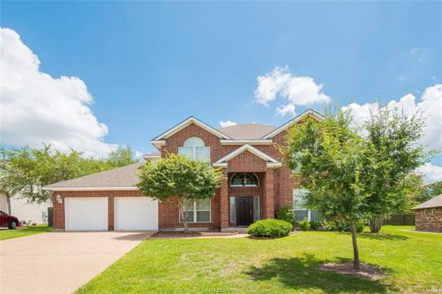 1611 Leopard Lane, College Station, TX 77840 (MLS #18011721) :: Platinum Real Estate Group