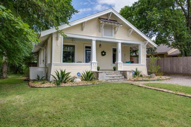 705 S Bryan Avenue, Bryan, TX 77803 (MLS #18011773) :: Chapman Properties Group