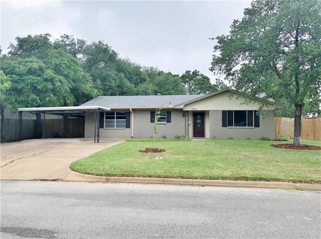 904 Delma, Bryan, TX 77802 (MLS #18011825) :: Treehouse Real Estate