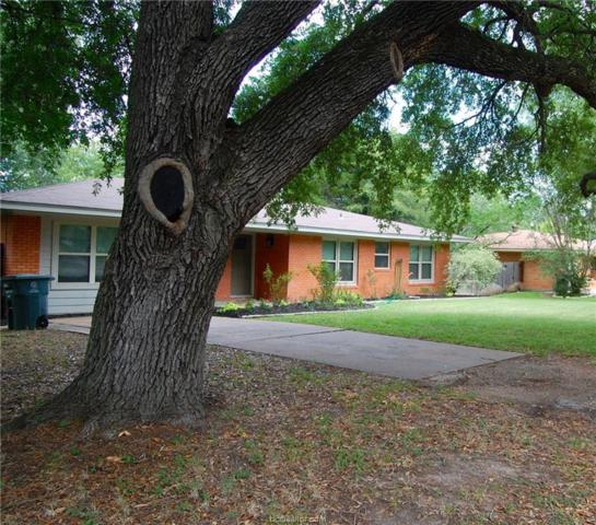 3803 Oakwood Street, Bryan, TX 77801 (MLS #18011922) :: RE/MAX 20/20