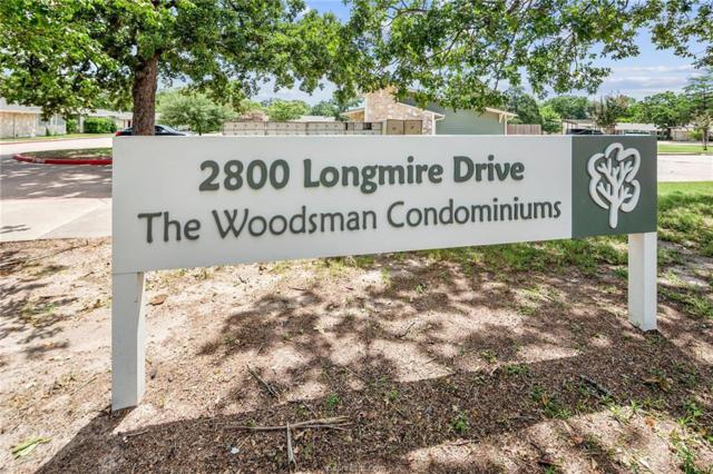2800 Longmire Drive #32, College Station, TX 77845 (MLS #18011966) :: RE/MAX 20/20
