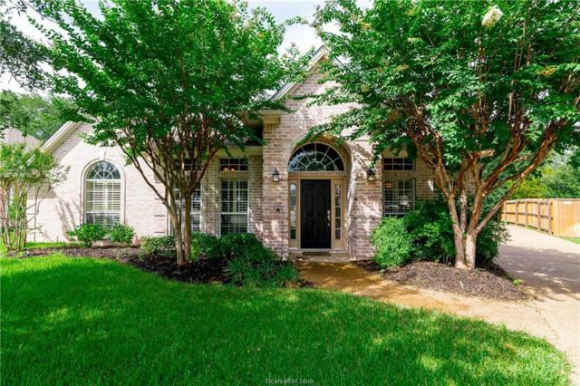 1407 Stonebridge Court, College Station, TX 77845 (MLS #18012015) :: Treehouse Real Estate