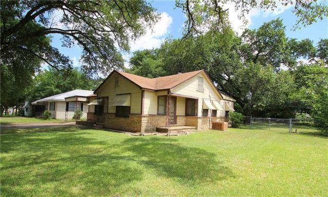 1304 E 30th Street, Bryan, TX 77802 (MLS #18012083) :: RE/MAX 20/20