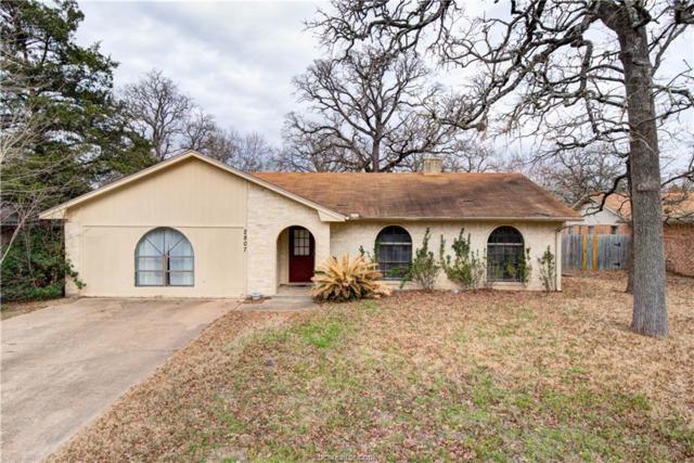 2807 Normand Drive, College Station, TX 77845 (MLS #18012090) :: Cherry Ruffino Realtors