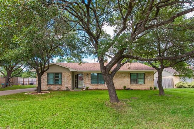 3513 Tanglewood Drive, Bryan, TX 77802 (MLS #18012098) :: The Lester Group