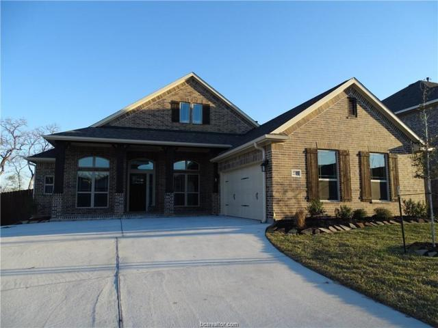 2703 Wolveshire Lane, College Station, TX 77845 (MLS #18012149) :: Cherry Ruffino Realtors