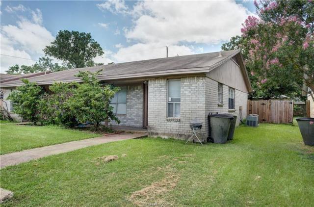3408 Leon Street, Bryan, TX 77801 (MLS #18012200) :: Treehouse Real Estate