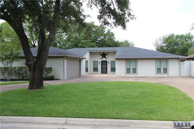 2701 Arbor Drive, Bryan, TX 77802 (MLS #18012202) :: The Shellenberger Team