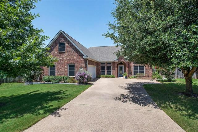 4500 Amber Stone Court, College Station, TX 77845 (MLS #18012247) :: RE/MAX 20/20