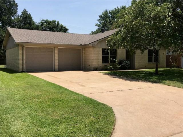 1309 Skrivanek Drive, Bryan, TX 77802 (MLS #18012248) :: Cherry Ruffino Realtors