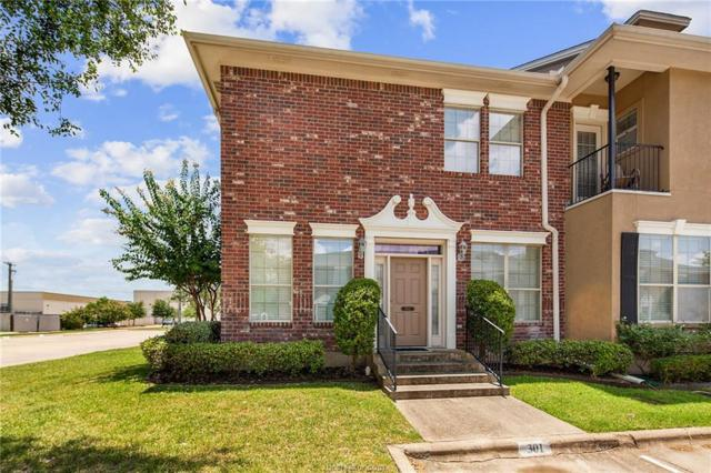301 Forest Drive, College Station, TX 77840 (MLS #18012249) :: RE/MAX 20/20