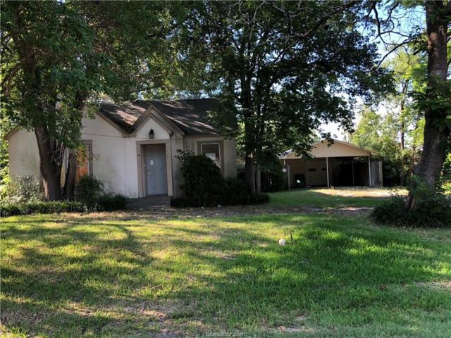508 E Willard Street, Madisonville, TX 77864 (MLS #18012333) :: Platinum Real Estate Group