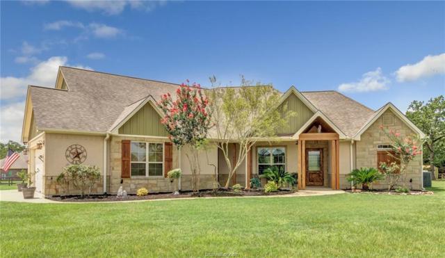 17212 Saddle Creek Drive, College Station, TX 77845 (MLS #18012391) :: Cherry Ruffino Realtors