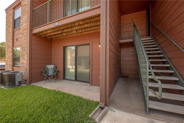 904 University Oaks #123, College Station, TX 77840 (MLS #18012453) :: Cherry Ruffino Realtors