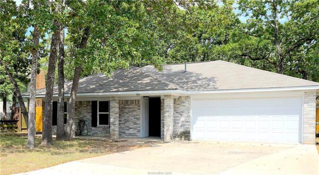 904 Crestwood Drive, Bryan, TX 77801 (MLS #18012471) :: RE/MAX 20/20