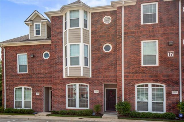 305 Holleman Drive #1702, College Station, TX 77840 (MLS #18012480) :: RE/MAX 20/20