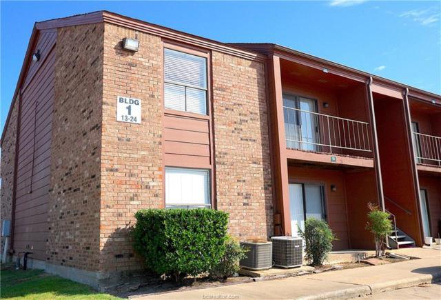 904 University Oaks #13, College Station, TX 77840 (MLS #18012504) :: RE/MAX 20/20