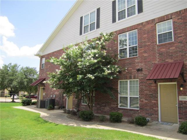 801 Luther Street #1308, College Station, TX 77840 (MLS #18013593) :: RE/MAX 20/20