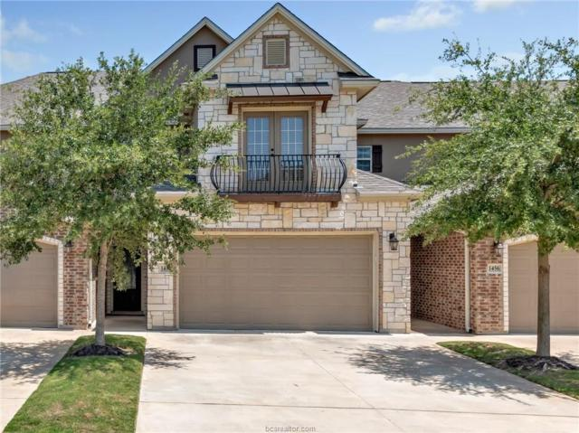 1458 Crescent Ridge Drive, College Station, TX 77845 (MLS #18013643) :: Treehouse Real Estate