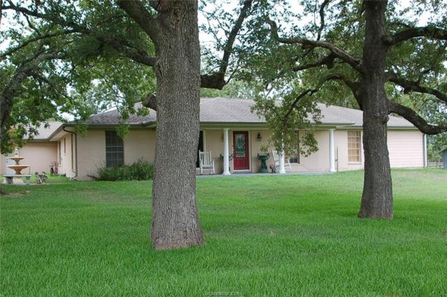 8691 Old Reliance Road, Bryan, TX 77808 (MLS #18013944) :: The Shellenberger Team