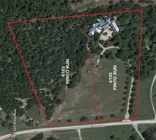 6103 Pinto Run, College Station, TX 77845 (MLS #18013949) :: Chapman Properties Group