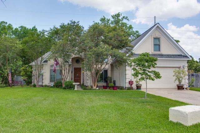 400 Fairway Drive, Bryan, TX 77801 (MLS #18014001) :: The Lester Group