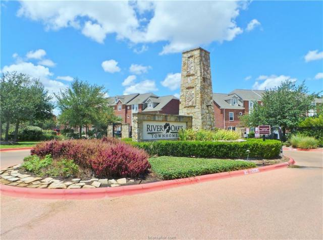 305 Holleman Drive #201, College Station, TX 77840 (MLS #18014049) :: The Lester Group