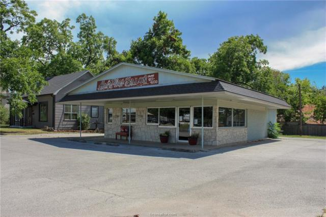 606 S La Salle, Navasota, TX 77868 (MLS #18014090) :: Cherry Ruffino Team