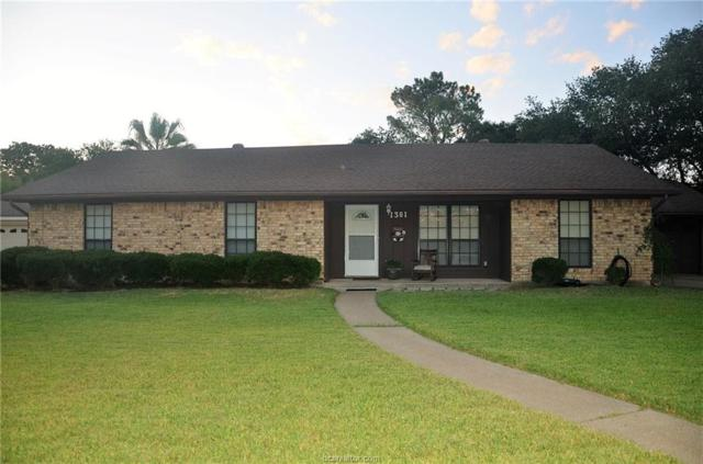1301 Todd Trail, College Station, TX 77845 (MLS #18014136) :: RE/MAX 20/20