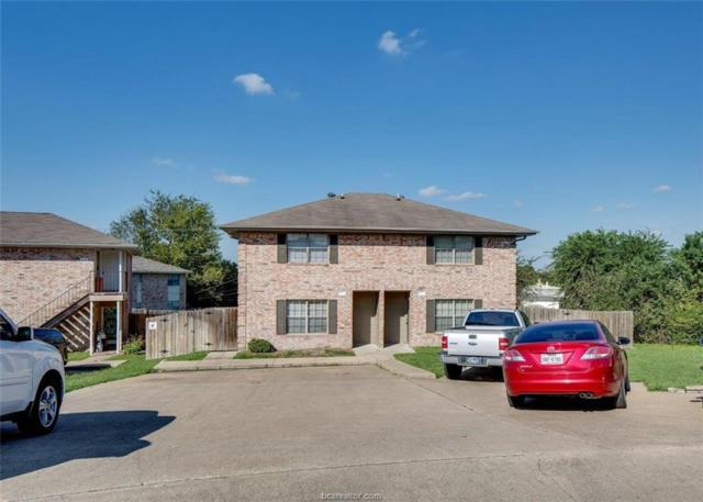 1205 Vinyard A/B, College Station, TX 77840 (MLS #18014184) :: Chapman Properties Group