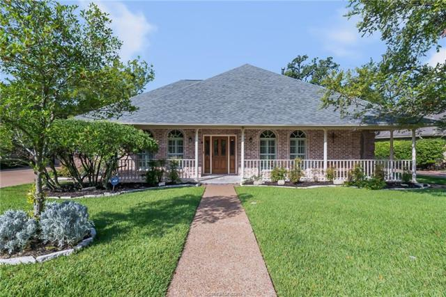4708 Williamsburg Drive, Bryan, TX 77802 (MLS #18014347) :: RE/MAX 20/20